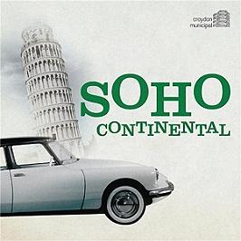 Soho Continental, CD