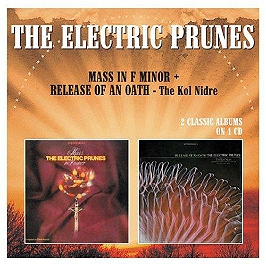 Mass in F minor/release of an oath, CD