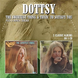 Sweetest thing - Tryin' to satisfy you, CD
