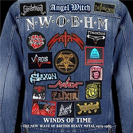 Winds of time - the new wave of British heavy metal 1979-1985, CD + Box