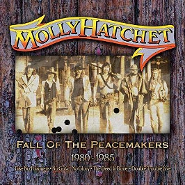 Fall of the peacemakers 1980-1985, CD + Box