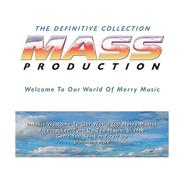 Image result for mass production definitive collection""