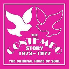 The original home of soul - The contempo story 1973-1977, CD + Box