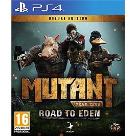 Mutant year zero road to eden - édition deluxe (PS4)
