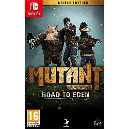 Mutant year zero road to eden - édition deluxe (SWITCH)
