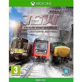 Train sim world 2020 - collector (XBOXONE)