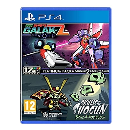 Galak-Z the void & skulls of the shogun bonafide - platinum pack (PS4)