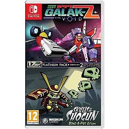 Galak-Z the void & skulls of the shogun bonafide - platinum pack (SWITCH)