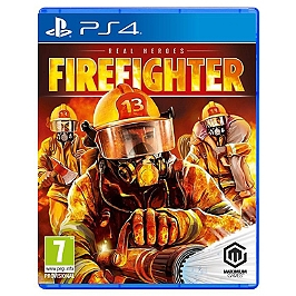 Real heroes firefighter (PS4)