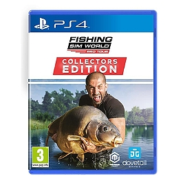 Fishing sim world pro tour - édition collector (PS4)