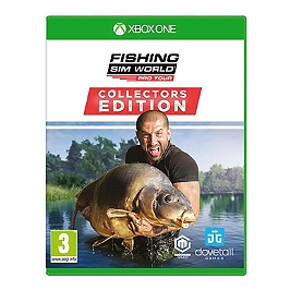 Fishing sim world pro tour - édition collector (XBOXONE)