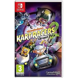 Nickelodeon kart racers 2 grand prix (SWITCH)