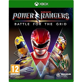 Power Rangers Battle for the Grid - collector's edition (XBOXONE)