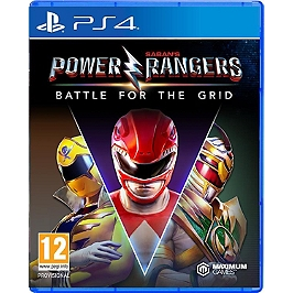 Power Rangers Battle for the Grid - collector's edition (PS4)