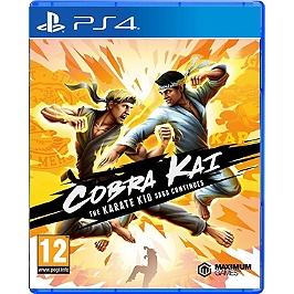 Cobra Kai The Karate Kid Saga Continues (PS4)