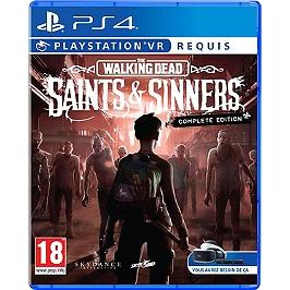 The Walking Dead Saints & Sinners / PSVR - Complete edition (PS4)