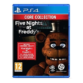 Five Nights at Freddy's Core Collection (PS4)