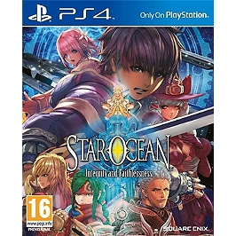 Star ocean : integrity and faithlessness (PS4)