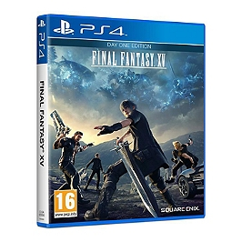 Final fantasy XV - édition day one (PS4)