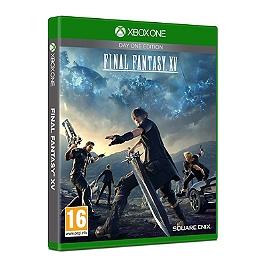 Final fantasy XV - édition day one (XBOXONE)