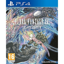 Final fantasy XV - édition deluxe (PS4)