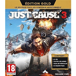 Just cause 3 - gold edition (XBOXONE)