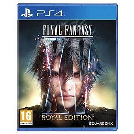 Final fantasy XV - édition royale (PS4)