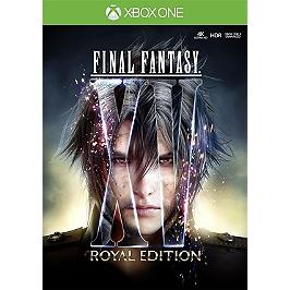 Final fantasy XV - édition royale (XBOXONE)