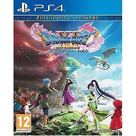 Dragon quest XI les combattants de la destinée - De la lumière (PS4)