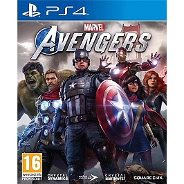 Marvel's avengers - standard (PS4)