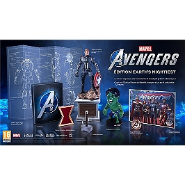 Marvel's avengers - earth mightiest edition (PS4)