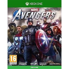 Marvel's avengers - standard (XBOXONE)