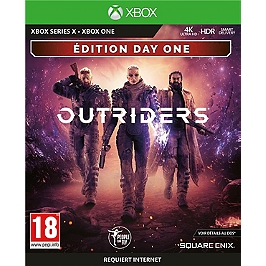 OUTRIDERS - édition day one (XBOX SERIES)