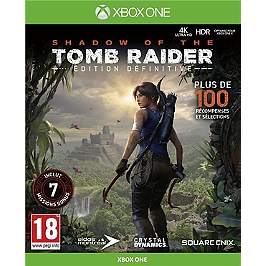 Shadow of the Tomb Raider - Definitive edition (XBOXONE)