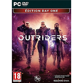 OUTRIDERS - édition day one (PC)