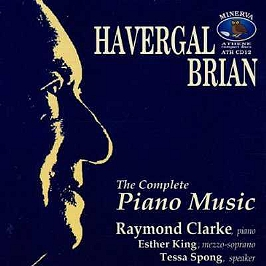 Complete piano music, CD