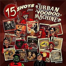 15 shots, CD