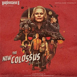 Wolfenstein II : the new colossus (3LP)