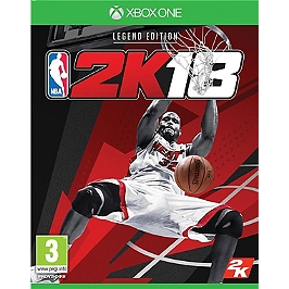 NBA 2K18 - legend edition (XBOXONE)