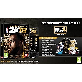 NBA 2K19 - 20th Anniversary (XBOXONE)