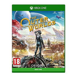 The outer worlds (XBOXONE)