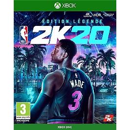 NBA 2K20 - édition légende (XBOXONE)