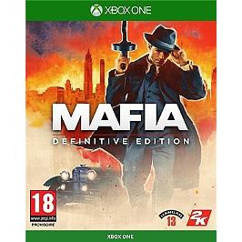 Mafia - definitive edition (XBOXONE)