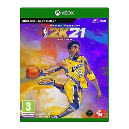 NBA 2K21 - édiiton mamba forever (XBOXONE)