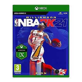 NBA 2k21 (XBOX X)
