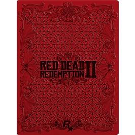 Red dead redemption 2 + steelbook (PS4)