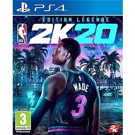 NBA 2K20 - édition légende (PS4)