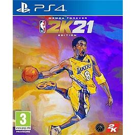 NBA 2K21 - édiiton mamba forever (PS4)