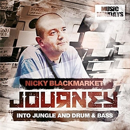 Journey into jungle and drum and bass, CD