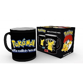 Mug thermique pokémon pikachu
